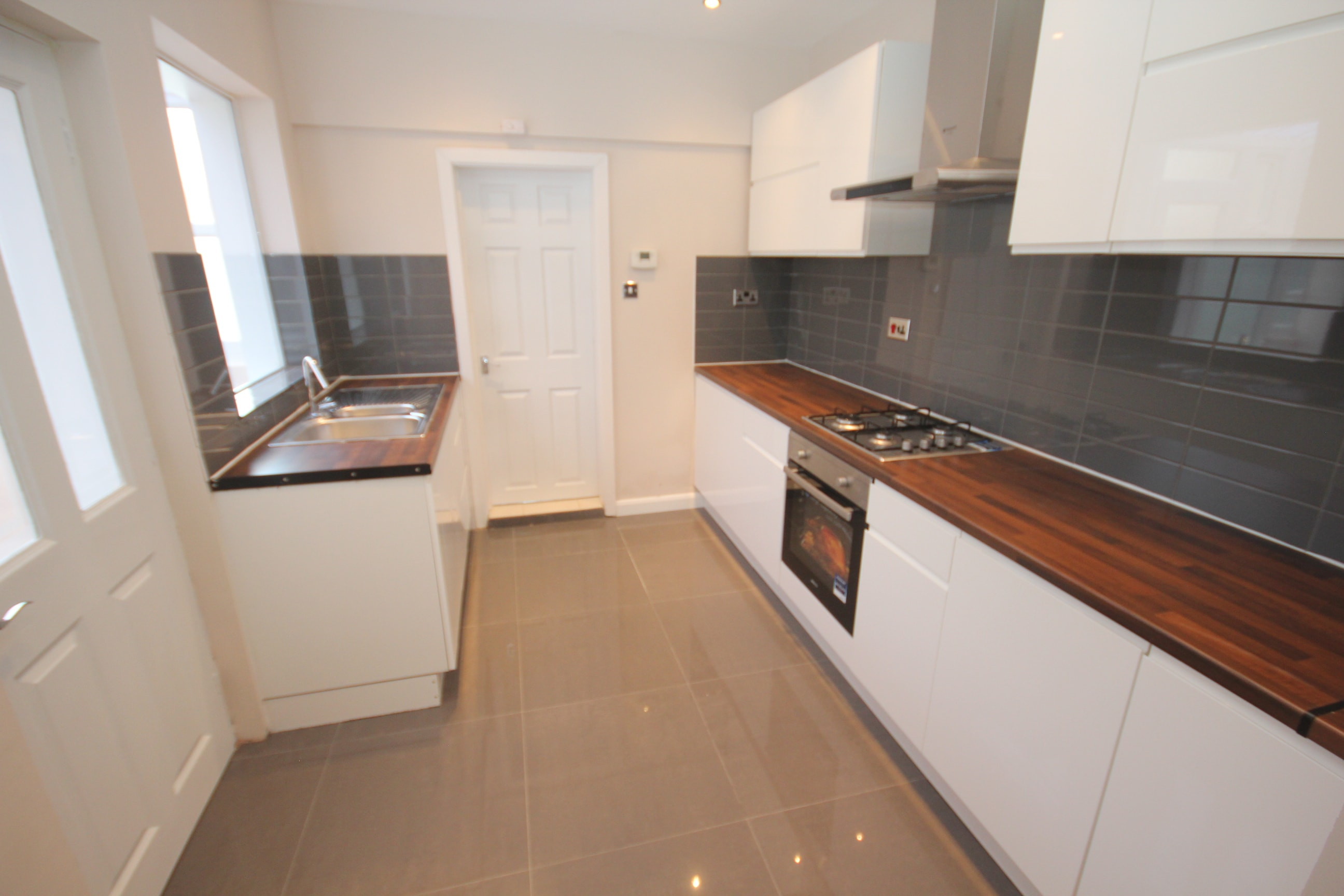 Liverpool 2 Bed Terraced House Conversion To 3 Bed Uk Full Renovation
